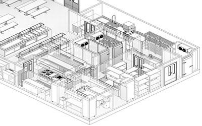 Equipos y hornos j s a calidad que se ve for Modelos de cocinas industriales